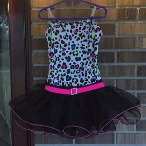 Girl's Dance Costume by Weissman, Size 8-10